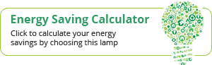 Energy Saving Calculator for Light Bulbs
